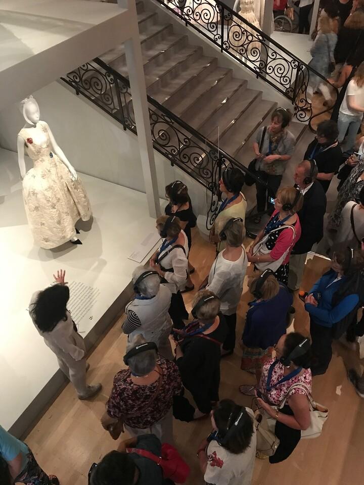 2017 NGV Dior Exhibit