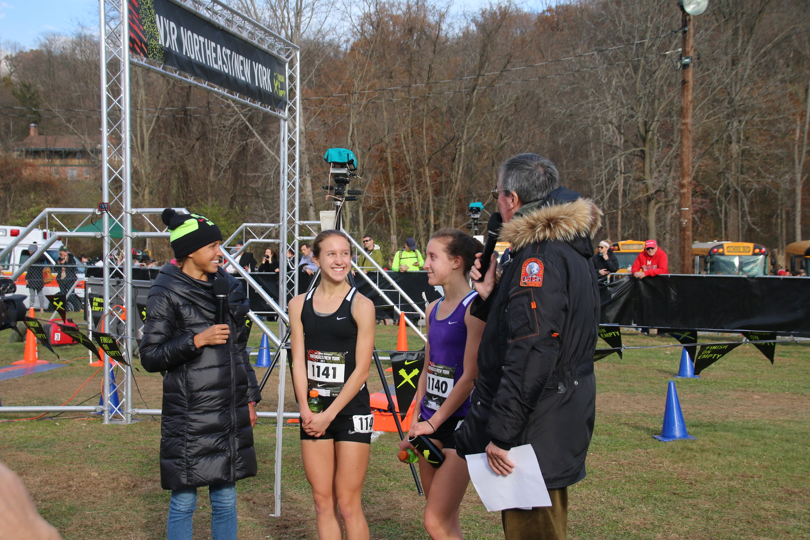 new arrival 43166 de36e Robitaille Places 13th!!! 2017 NXN Diary and Webcast Replay ...