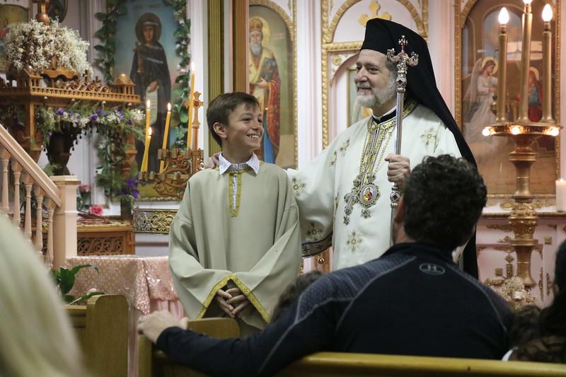 New Buffalo Parish Visitation