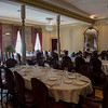 One of the dining rooms of Muriel's Jackson Square restaurant