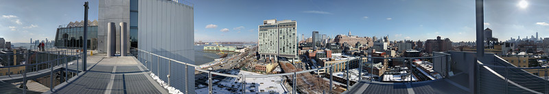 Panorama from Whitney Museum