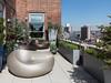 Google balcony overlooking Chelsea