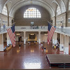 The Reception Hall at Ellis Island