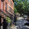 Irving Street in Brooklyn