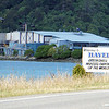 Havelock - on the way to Nelson - it's the green shell mussel capital of the world