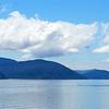 South Island as seen from the InterIslander Ferry