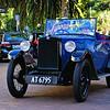 Antique car fans in Nelson