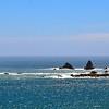 Rocks off Cape Foulwind