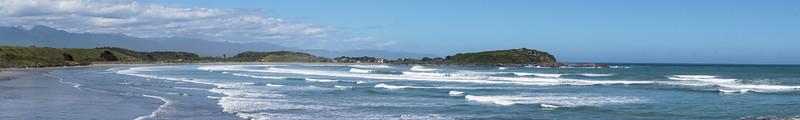 Beach near Cape Foulwind