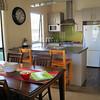 Kitchen of Lake Hawea Bach
