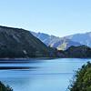 Lake Hawea - Mount Maude is to the left