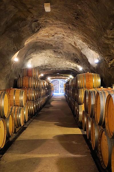 Gibbston Valley Wine Cave