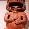 Māori sculpture - Auckland Museum