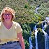 Anne at Waipunga Falls
