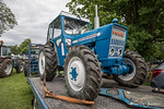 Very rare Ford 3000 with factory 4WD (found in France)