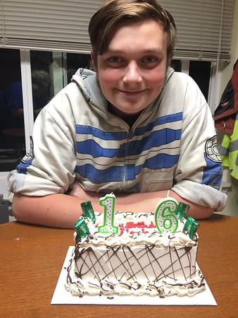 Noah's Birthday 2017