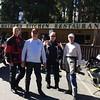 Mike S., Randy, Mishka and Scott D.