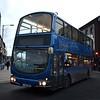 Vision Bus Volvo Wright Eclipse Gemini LJ53NGO in Bolton, 18.11.17.