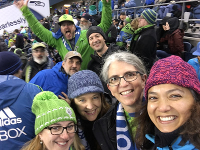 Sounder's Playoff Game