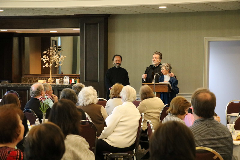 Metropolitan Nicholas' Orthodox Christian Women Speech on the Holy & Great Council of 2016