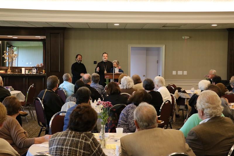 Metropolitan Nicholas' Orthodox Christian Women Speech on the Holy & Great Council of 2016