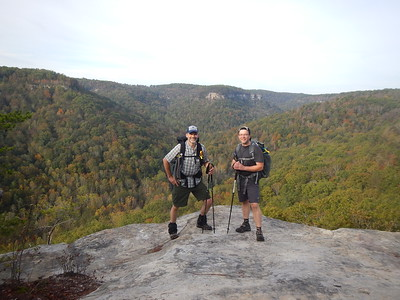 Oct 20-22 Big South Fork w Phil