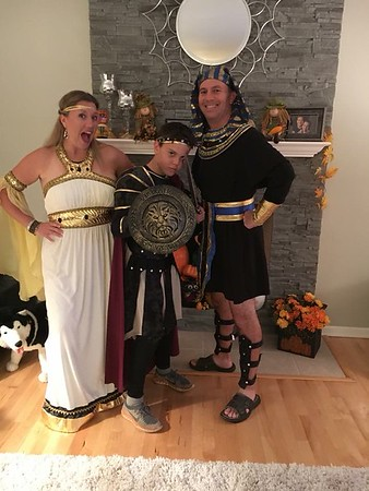 Oct. 28-31: Halloween 2017