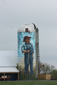 Fourth silo: Vankleek Hill