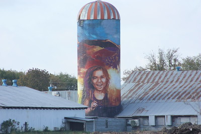First silo: Embrun
