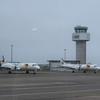 West Atlantic BAE ATP-F SE-MHD and SE-MHG at Isle of Man Ronaldsway Airport, 13.10.17.