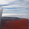 """Flying from London Luton to the Isle of Man on tartan liveried EasyJet Airbus A319 G-EZBF """"Inverness"""""""