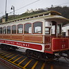Manx Electric Railway Electric Railway & Tramway Carriage Co., Ltd. Winter Trailer no. 57 at the Derby Castle terminus, 14.10.17.