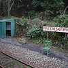 Dreemskerry station on the Manx Electric Railway.