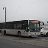 Bus Vannin Mercedes Citaro KMN210L 210 in Douglas on the 2 to Port Erin, 13.10.17.