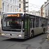 Bus Vannin Mercedes Citaro KMN221U 221 in Douglas on the 1H to Nobles Hospital, 13.10.17.