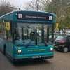 Arriva driver training Volvo ADL ALX300 V606DBC 9506 in Great Holm, Milton Keynes, learning route 14, 09.10.17.
