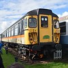 """Class 309 """"Clacton"""" EMU no. 309616 (960101) at the Electric Railway Museum, Coventry, 08.10.17."""