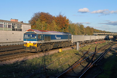 59102 Basingstoke 27/10/17 6V12 Woking to Merehead