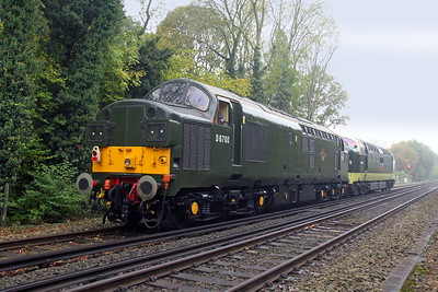 37350 Bentley 18/10/17 0Z55 York NRM to Alton