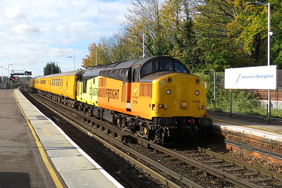 37116 Basingstoke 25/10/17 1Q53 Easteigh to Hither Green (JF)