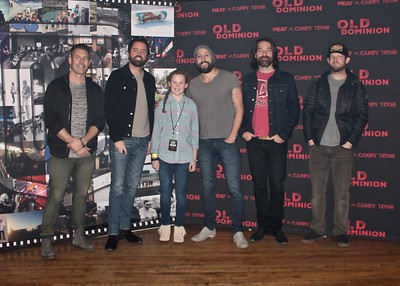 Old Dominion VIP 2017