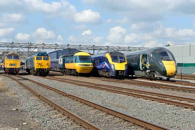 Old Oak Common Open Day