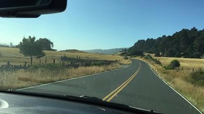 Glenda is Losing Hope - Endless Winding Roads through the Mountains