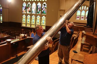 Organ Pipe Repair