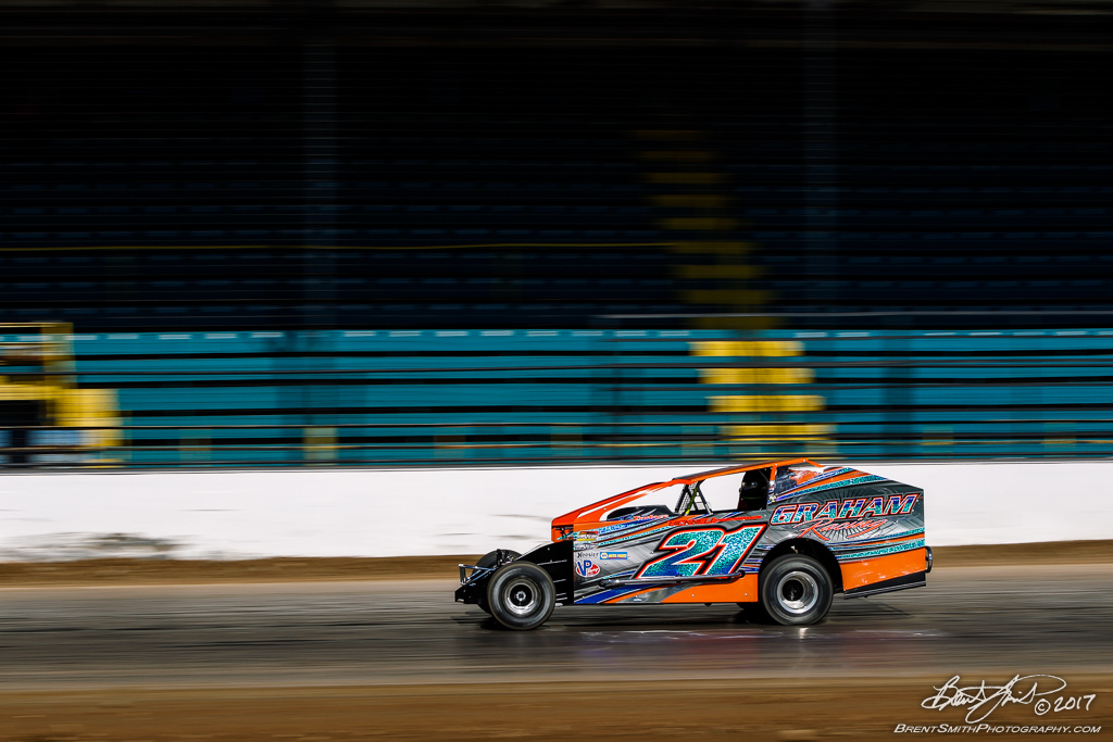 Great Outdoors RV 150 - NAPA Auto Parts Super DIRT Week XLVI - Oswego Speedway - 21g Kody Graham