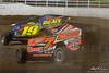 Great Outdoors RV 150 - NAPA Auto Parts Super DIRT Week XLVI - Oswego Speedway - 7m Mike Maresca