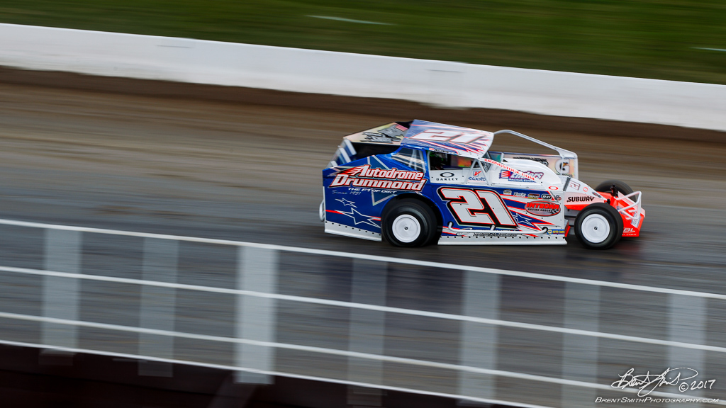 Billy Whittaker Cars 200 - NAPA Auto Parts Super DIRT Week XLVI - Oswego Speedway