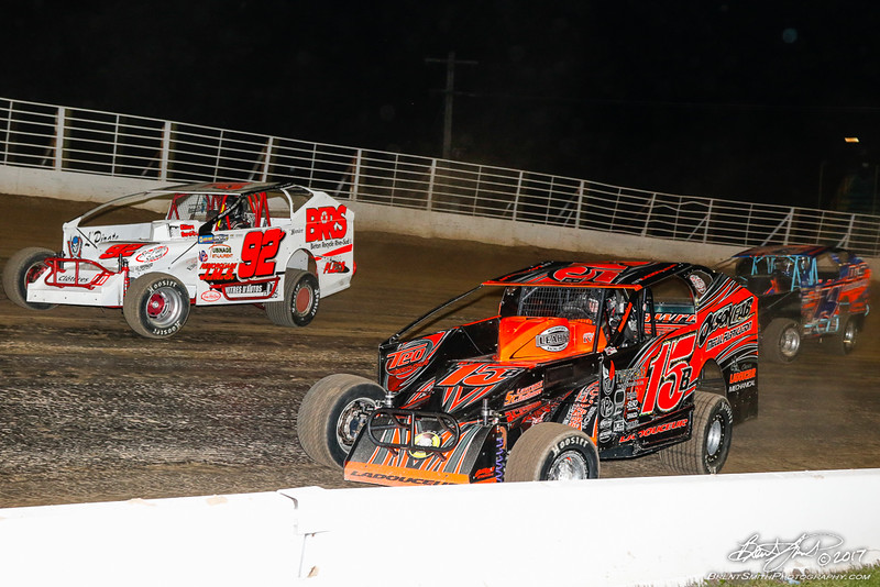Chevy Performance 75 Championship - NAPA Auto Parts Super DIRT Week XLVI - Oswego Speedway - \sdwsp