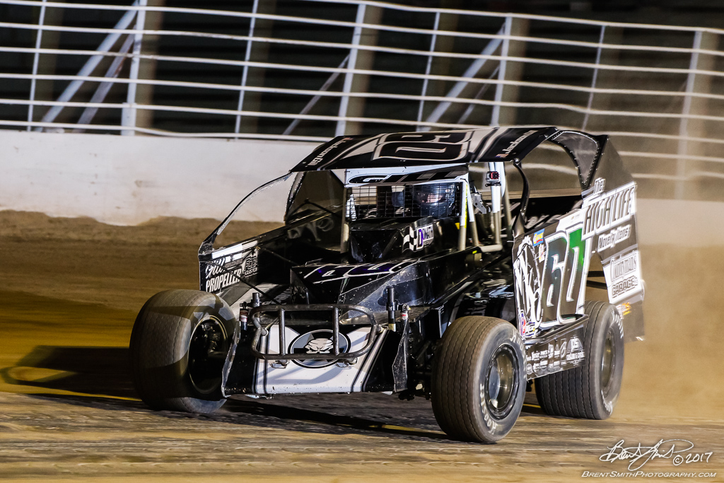 Great Outdoors RV 150 - NAPA Auto Parts Super DIRT Week XLVI - Oswego Speedway - \sdwsb