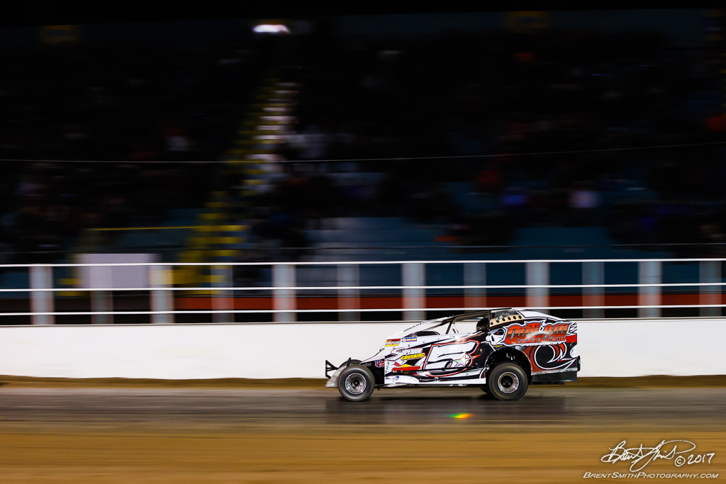Billy Whittaker Cars 200 - NAPA Auto Parts Super DIRT Week XLVI - Oswego Speedway - \sdwbb